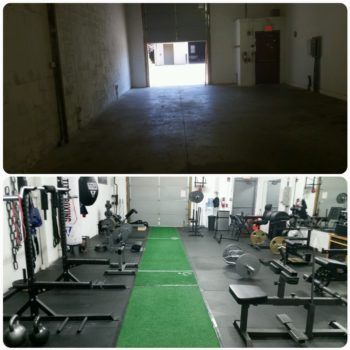 strength and conditioning gym