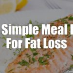 The Simple Meal Plan For Fat Loss