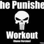 The Punisher Workout Home (dumbbells required)