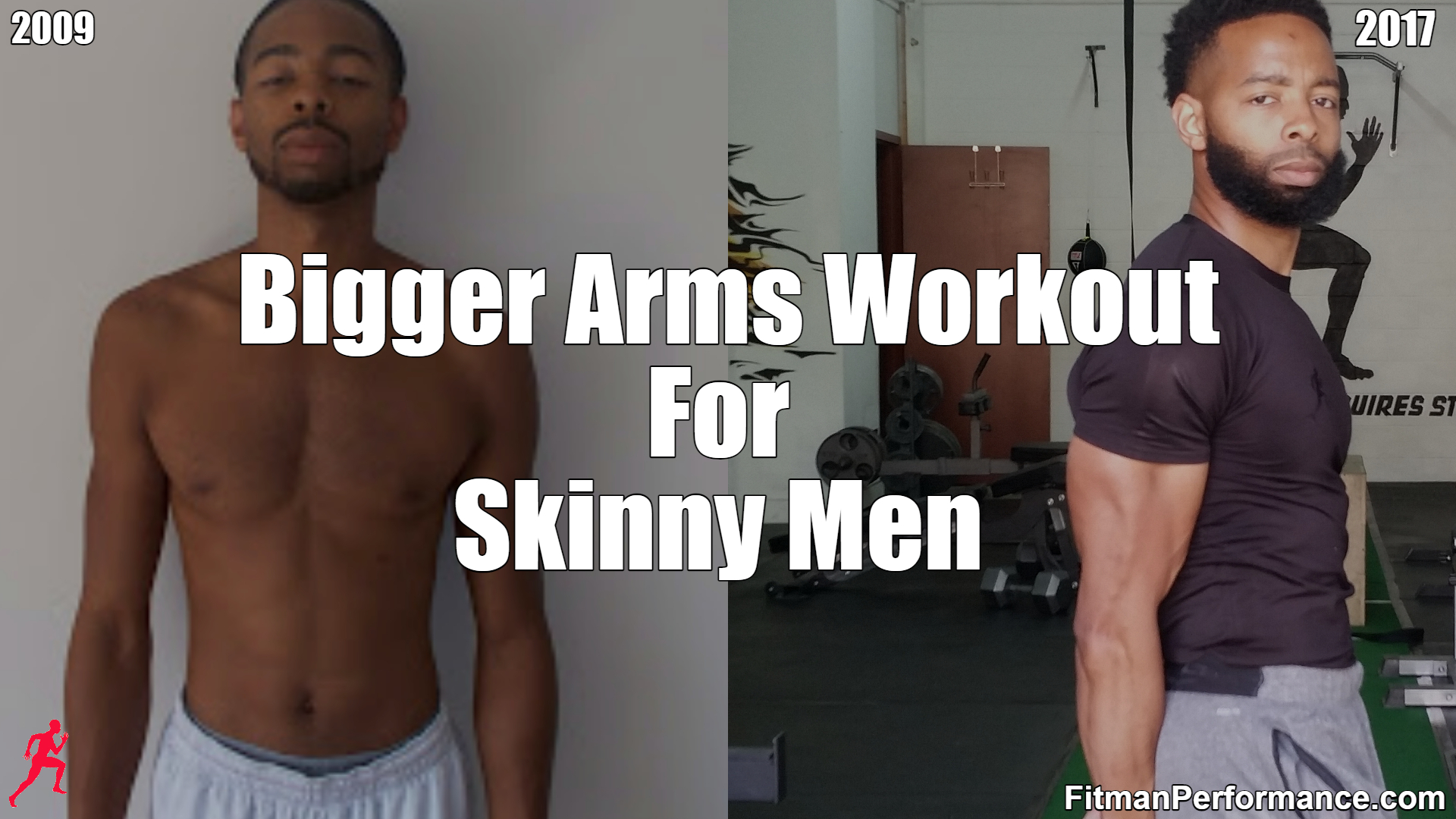 Bigger Arms Workout For Skinny Men And Women
